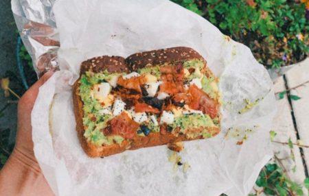 Avocado Toast OBX