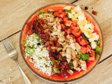 Cobb salad OBX NC
